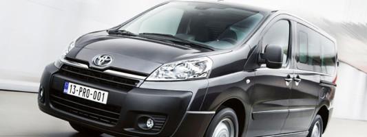 neuer Toyota Proace