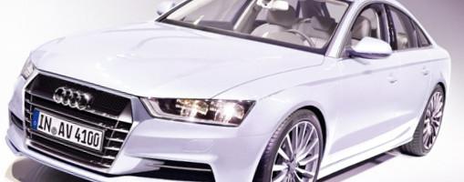 neuer Audi A4