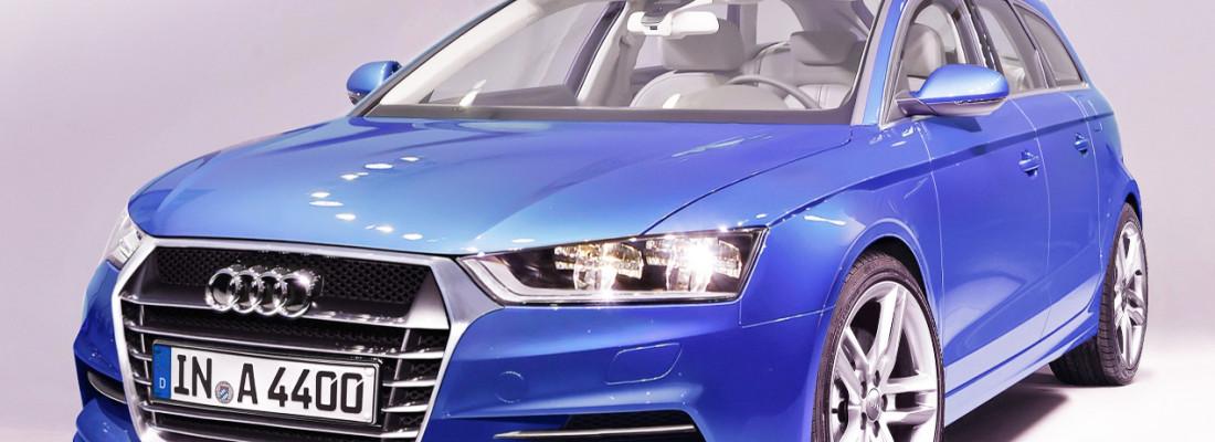 neuer Audi A4: ab 2014 in fünf Varianten