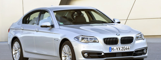 BMW 5er Facelift (F10/F11)