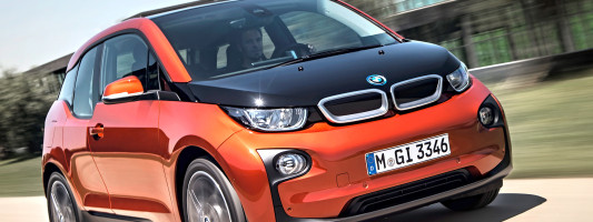 neuer BMW i3: Weltpremiere in London, New York und Peking