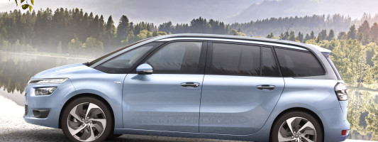 neuer Citroën Grand C4 Picasso
