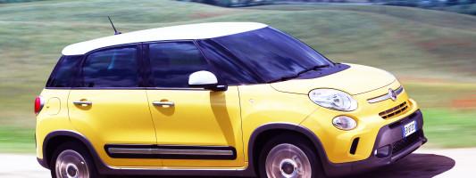 neuer Fiat 500L Trekking: Allroader für Alltags-Abenteuer
