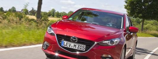 neuer Mazda3: schick und sparsam