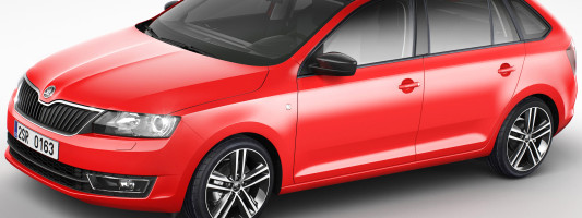 neuer Skoda Rapid Spaceback