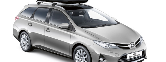 neuer Toyota Auris Touring Sports Hybrid