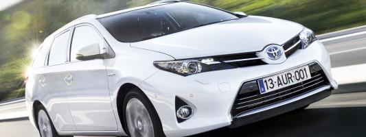 neuer Toyota Auris Touring Sports Kombi