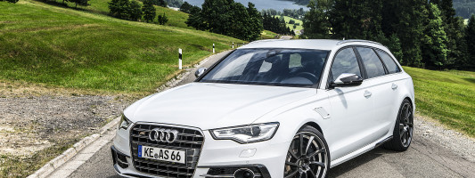 ABT AS6-R: Audi S6 Tuning von ABT Sportsline