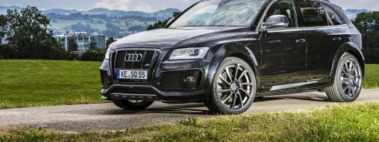 Abt SQ5: Audi SQ5 Tuning von Abt Sportsline