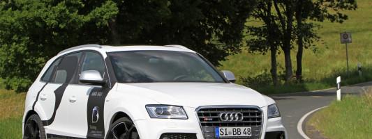 Audi SQ5 Tuning: B&B Automobiltechnik