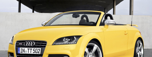 Audi TTS competition: exklusives Sondermodell zum Produktionsjubiläum