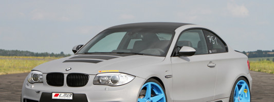 BMW 1er M Coupé: Tuning von Leib Engineering