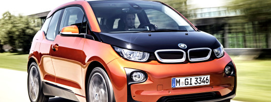 BMW Highlights auf der IAA 2013