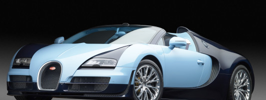 Bugatti «Jean-Pierre Wimille»: legendäres Sondermodell