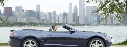 Chevrolet Camaro Coupé und Cabrio: IAA Premiere