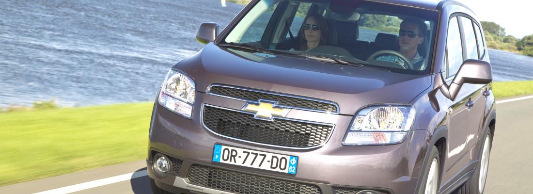 Chevrolet Spark, Cruze, Trax und Orlando: attraktive Neuerungen zur IAA 2013