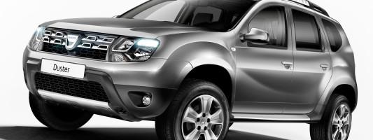 Dacia Duster Facelift: IAA Premiere