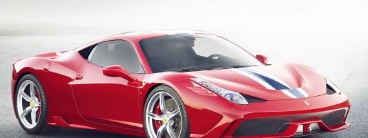Ferrari 458 Speciale: Weltpremiere auf der IAA 2013