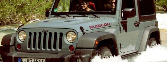 Jeep Wrangler Rubicon 10th Anniversary Edition: Sondermodell zum 10-jährigen Jubiläum