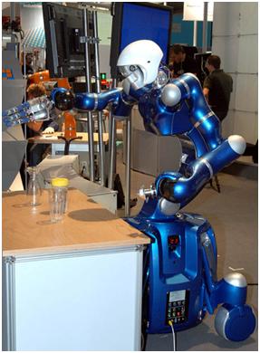 Mensch vs. Roboter