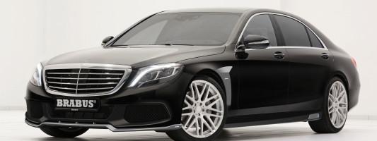 neue Mercedes S-Klasse: Brabus Tuning