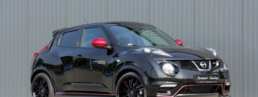Nissan Juke Nismo: Senner Tuning mit Leistungssteigerung