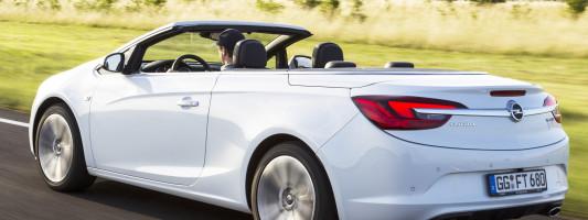 Opel Cascada 1.6 SIDI Turbo: Weltpremiere auf der IAA 2013