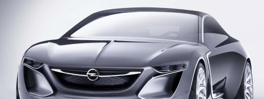 Opel Monza Concept: Weltpremiere auf der IAA 2013