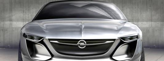 Opel Monza Concept: Weltpremiere auf der IAA in Frankfurt