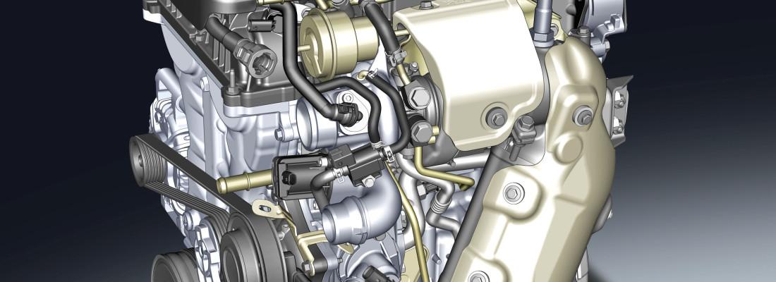 Opel neuer Vollaluminium-Dreizylinder Turbo: Weltpremiere auf der IAA 2013