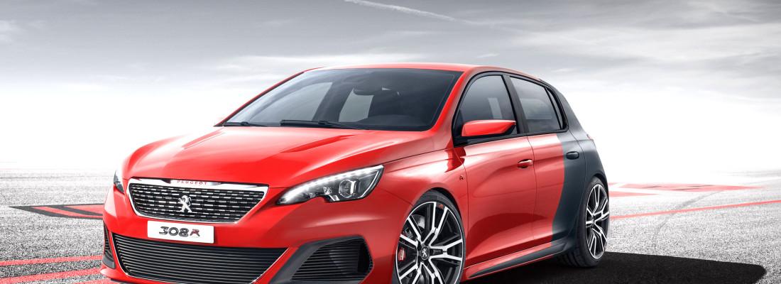 Peugeot 308 und Konzeptfahrzeug 308 R: Weltpremiere auf der IAA 2013
