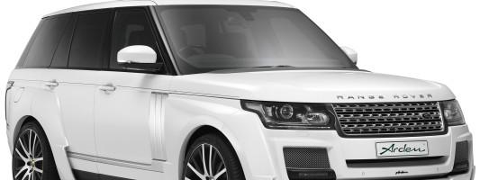 Range Rover AR 9 Spirit: Tuning von Arden
