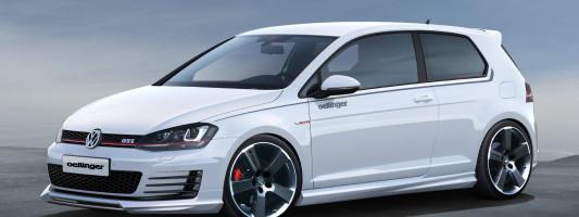 VW Golf 7 GTI und GTD: Tuning von Oettinger