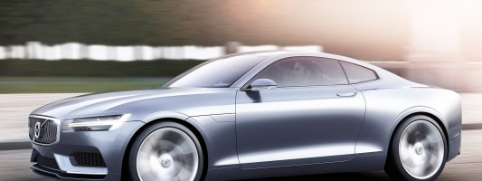 Volvo Concept Coupé: IAA Premiere