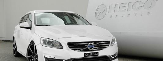 Volvo S60/V60: Tuning von Heico Sportiv