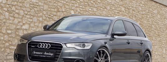 Audi A6 3.0 TDI: Senner Tuning mit Leistungssteigerung