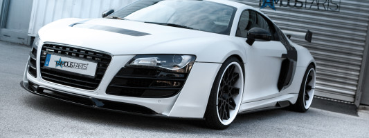 Audi R8 Widebody von Famous Parts