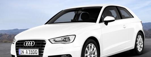 neuer Audi A3 1.6 TDI ultra: das verbrauchsgünstigste Serienmodell der Marke