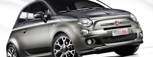 neuer Fiat 500 GQ