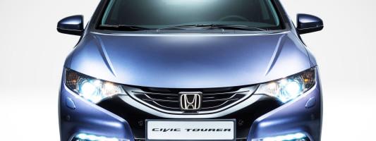 neuer Honda Civic Tourer: Weltpremiere auf der IAA 2013
