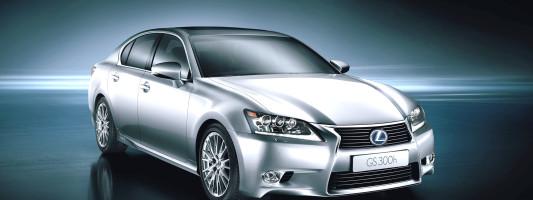 neuer Lexus GS 300h: Premiere auf der IAA 2013
