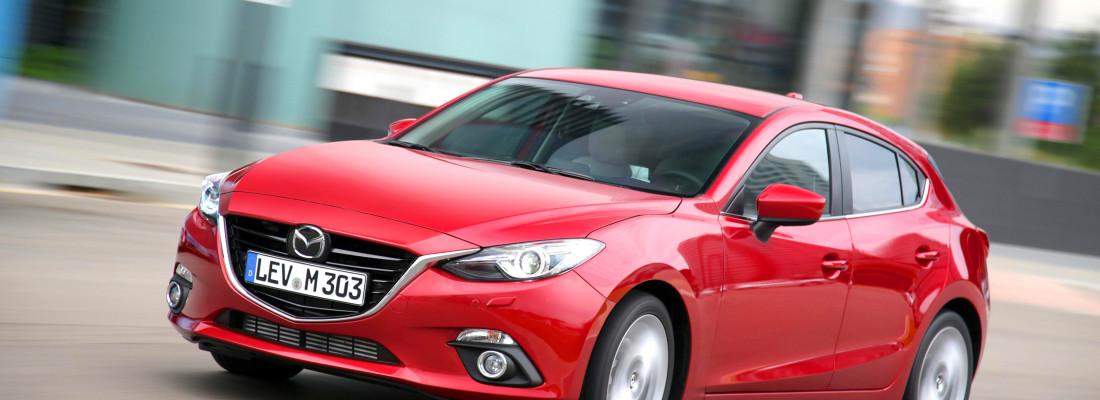 neuer Mazda3: Premiere auf der IAA 2013