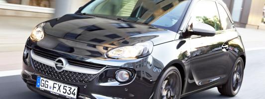 neuer Opel Adam Black Link und White Link: IAA Weltpremiere