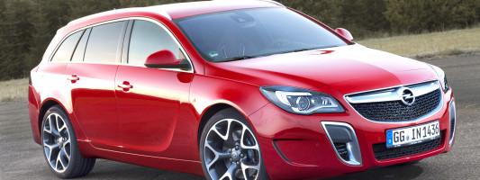 neuer Opel Insignia OPC auf der IAA 2013
