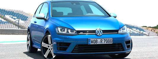 neuer VW Golf R