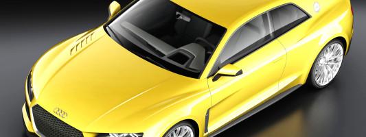 Audi Sport Quattro Concept: zusätzlicher Elektroantrieb