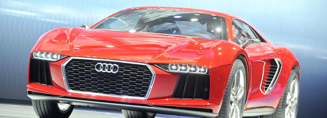 Audi nanuk quattro concept auf der IAA 2013