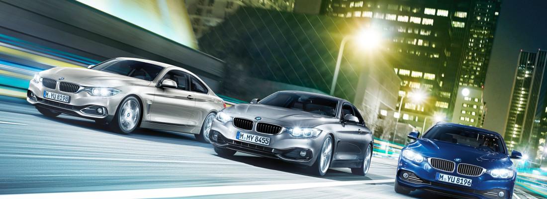BMW 4er Coupé: zusätzliche Motorvarianten