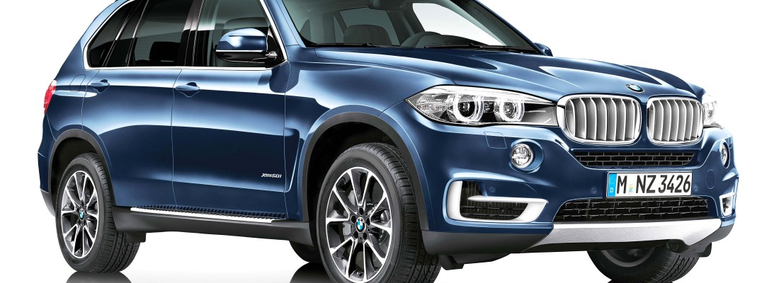 BMW Concept X5 Security Plus: IAA 2013