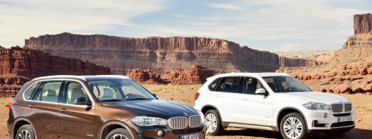 BMW X5: neue Motoren, Ausstattungen und Assistenzsysteme